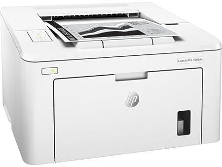 HP LaserJet Pro M203dw Printer (Printer, Auto DUPLEX, Wireless, Network) Laser Printers at amazon