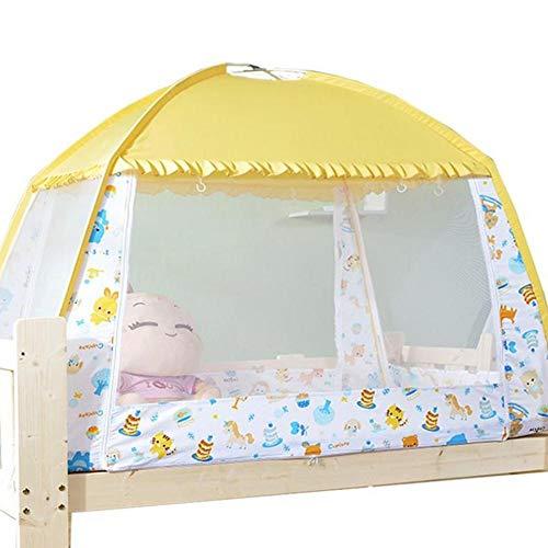 Easylifee 아기 침대 모기장 아기 모기장 원터치 식 방수 미니 베이비 침대 床? 용 축소 / Easylifee Crib Mosquito Net Baby Mosquito Net One Touch Washable Mini Crib Folding for Floor Tatami