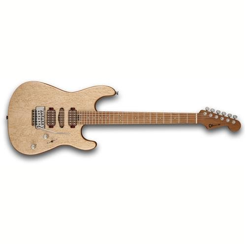 Charvel Guthrie Govan Signature Model Bird's Eye Maple Top Electric Guitar (Birdseye Maple Neck)