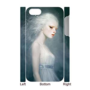 blacca Phone Case Of Cool Man Portraits For iPhone 4/4S