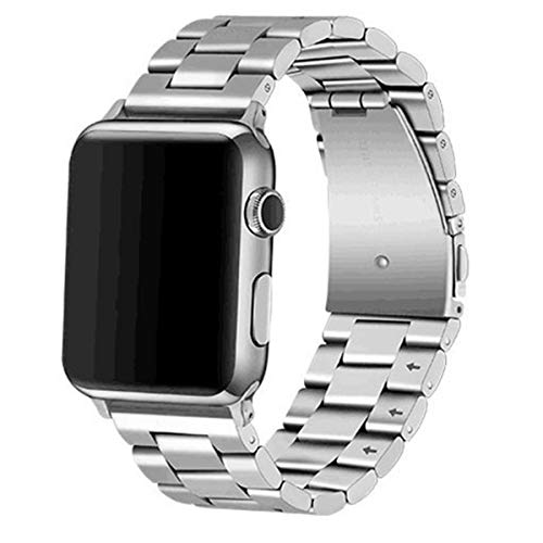 Libra Gemini Compatible for Apple Watch Band 42mm 44mm Replacement Stainless Steel Metal iWatch Band for Apple Watch Series 5/4/3/2/1