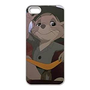 iPhone 5,5S Phone Case White The Rescuers Down Under Jake GYU922882