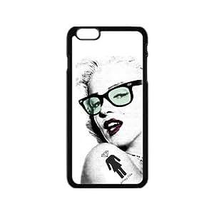 Diamond Marilyn Monroe Design Hard Case Cover Protector For Iphone 6 Kimberly Kurzendoerfer
