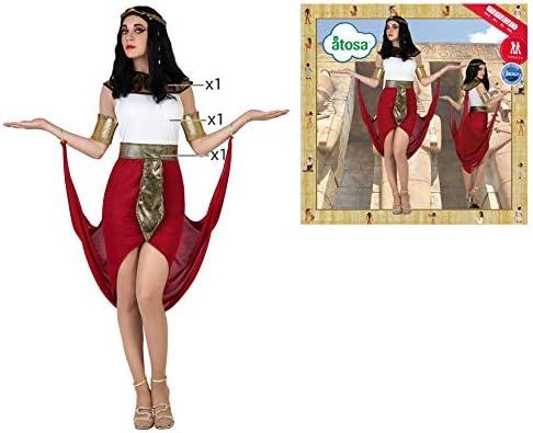 Atosa - Disfraz Egipcia (XL): Amazon.es: Juguetes y juegos