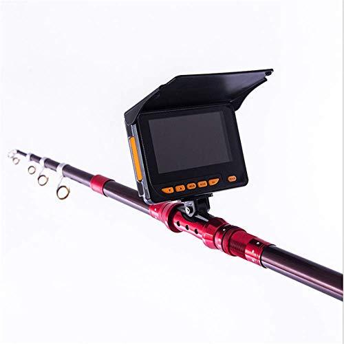 LLHH Fish Finder Visueller Anker Fisch Anblick 3,5 Zoll HD Nachtsicht Angeln Traktor Detector Unterwasserkamera Sonar Sensor Locator
