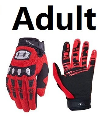 Buy padded knuckle gloves