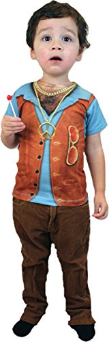 Morris Costumes HAIRY CHEST YOUTH, MD (2)
