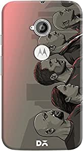 DailyObjects Fast & Furious Ride Die Case For Motorola Moto E2