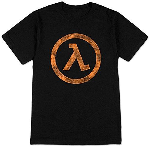 Half-Life Lambda Schwarz T-Shirt