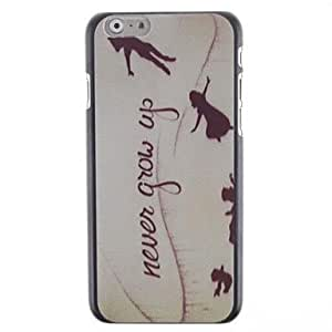 FJM Fly Growth Pattern PC Hard Cover for iPhone 6
