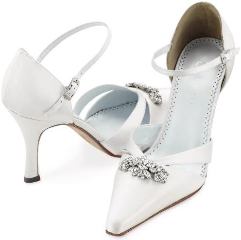 CLEARANCE SALE! Ava Silk Bridal Shoes