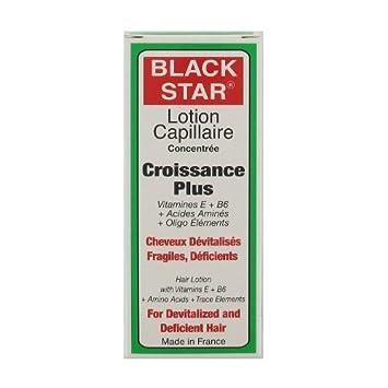 Black Star Lotion Capillaire Concentrée Croissance Plus 125 ml
