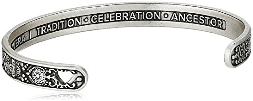 Alex and Ani Calavera Cuff Bracelet