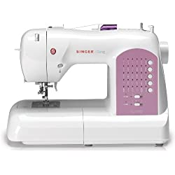 SINGER | Curvy 8763 Computerized Free-Arm Handy Sewing Machine