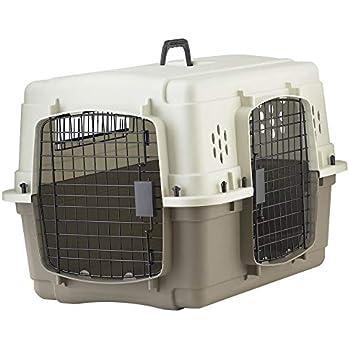 fdaa2b8df72d Amazon.com: Little Giant Pet Lodge Extra Large Double Door Wire Pet ...