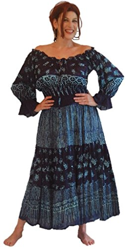 Ruffled Tier Dress - 4