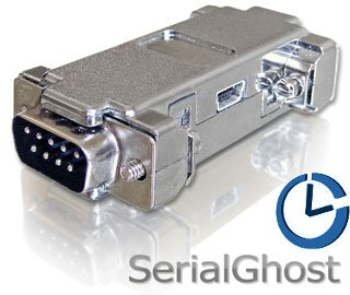 SerialGhost PRO 4GB Silver