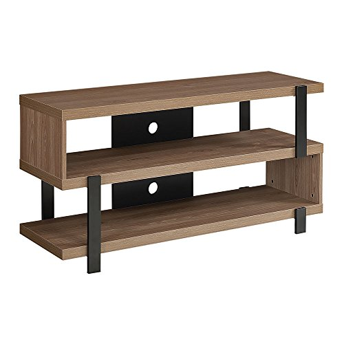 Crestview Media Console in Oyster Walnut Finish - TC48-6066-PW30 price