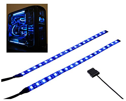 Blue Led Case Lights