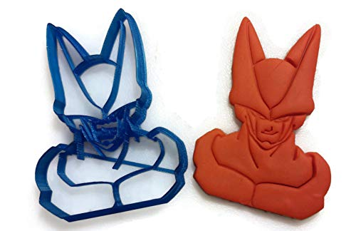 Dragonball Z Cell Cookie - Ball Dragon Cookie Z