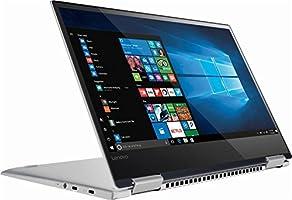 "2018 Newest Lenovo Yoga 720 2-in-1 13.3"" Premium Touch-Screen Laptop -Intel Core i5-8250U (Beat i7-7500) Quad-core Processor, 8GB RAM, 256GB SSD, Bluetooth, Thunderbolt, Windows 10- Platinum Silver"