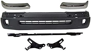 4WD//2WD and Pre-Runner Reinf TACOMA 98-00 FRONT BUMPER BRACKET LH