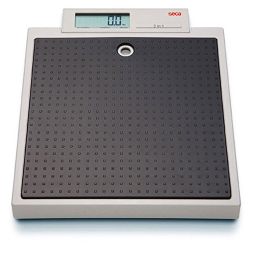 Seca 876 Heavy-Duty Floor Scale (550 lb Capacity)
