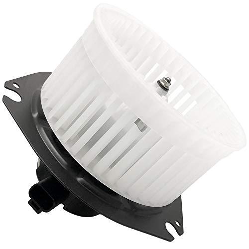 BOXI HVAC Heater Blower Motor Fan Assembly for 1996-2013 Chevrolet Express 1500/2500/3500,1996-2013 GMC Savana 1500/2500/3500 89019112 700067