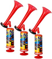 #N/A 3X Portable Water Sports Air Horn Safety Warning
