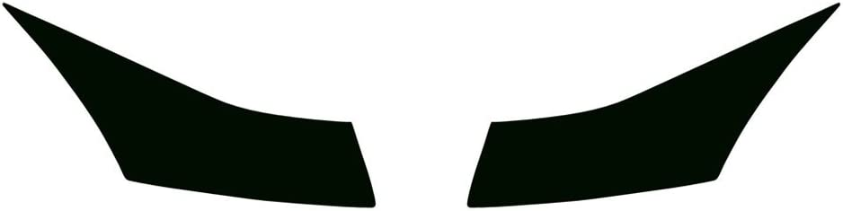 Smoke Rshield Fog Light Protection Film Covers for Chevrolet Cruze 2011-2015