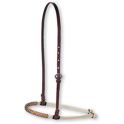 (Martin Double Rope Braided Rawhide Noseband)