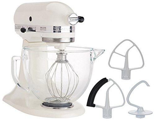 kitchenaid 5 quart glass bowl - 9