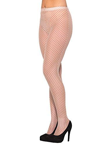 Pop Art Comic Book Character Costumes - Women's Pop Art Polka Dot Panty