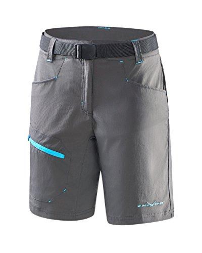 trekking taglia 38 colore donna da Pantaloncini Crevice Black Antracite da qx70t4xY