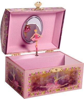 Schylling - Pink Jewel Jewelry Box