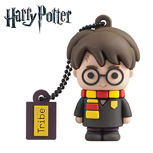 Llave USB 16 GB Harry Potter - Memoria Flash Drive Original Harry Potter, Tribe FD037501