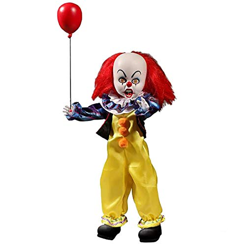 Mezco Living Dead Dolls Pennywise Collectible Figurine Standard ()