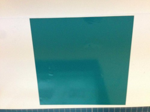 Print247 Product 40 x Teal / Turquoise Tile sticker 6 inch X 6 inch Square Bathroom/Kitchen Tile Transfer Stickers Cheap and cost effective