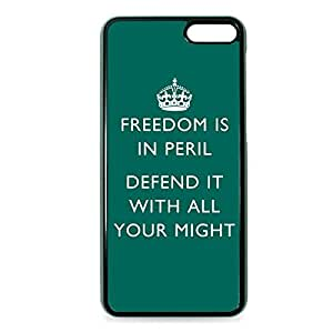 Case Fun Case Fun Freedom is in Peril Snap-on Hard Back Case Cover for Amazon Fire Phone
