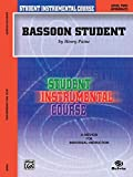 Student Instrumental Course Bassoon Student: Level II