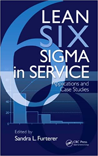 lean six sigma for service ebook