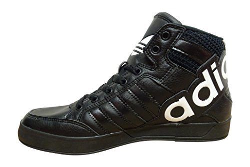Adidas Hardcourt Großes Logo - Herren Schuhe Black AQ2865
