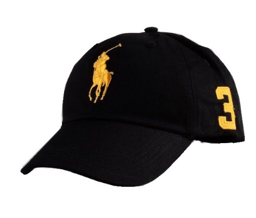 Black And Gold Ralph Lauren Polo