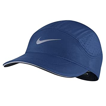 9f133a04 Nike U NK AROBILL CAP TW Elite Tennis Cap for Man, Blue (Binary Blue/Black),  única: Amazon.co.uk: Sports & Outdoors