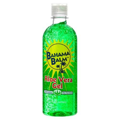 Bahama Balm New 305130 After Sun Gel W/Aloe Vera 16Z (12-Pack) Skin Care Wholesale Bulk Health & Beauty Skin Care Skin Care