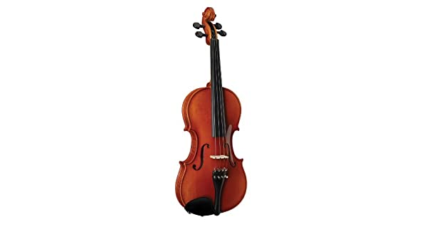 Gold-Brown Gloss Becker 1000 Symphony Series 3//4 Size Violin
