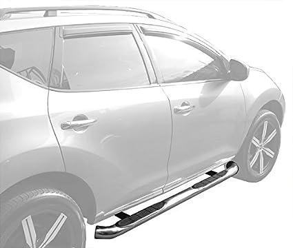 TYGER Custom Fit 09 14 Nissan Murano (Excl 2 Door Model) Stainless Steel