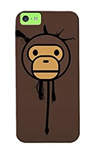 Bb2f7e22524 New Iphone 4/4s Case Cover Casing(monkey Wide )/ Appearance