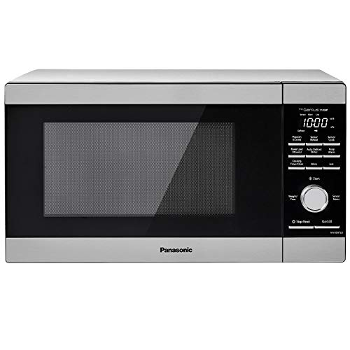 Panasonic NN-SD67LS Microwave Oven, 1.3 cft, Silver