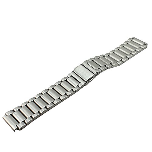 Amazon.com: Pinhen for Huawei Watch Band,milanese Stainless Steel Watch Strap Bracelet Watch Bands Strap for Huawei Smart Watch(stainless Steel Silver): ...